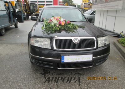 Сватбена кола (11)